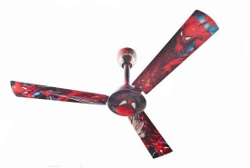 Bajaj Disney Spider Man 3 Blade (1200mm) Ceiling Fan