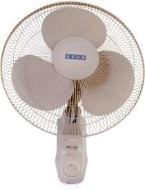 Usha Mist Air Ultra 3 Blade (400mm) Wall Fan