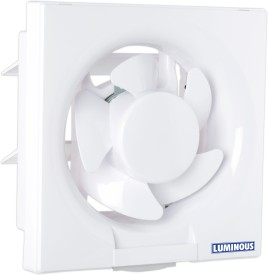 Luminous Vento Deluxe 5 Blade (200mm) Exhaust Fan
