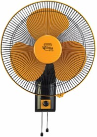 V-Guard Wilma STD 3 Blade (400mm) Wall Fan