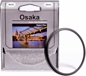 Osaka 62 mm Multi Coated UV Filter ( 4 Layer...