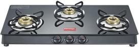 Prestige Marvel Plus SS Gas Cooktop (3 Burner)