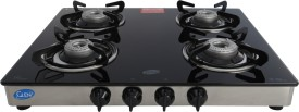 Glen GL-1041-GT Glass Cooktop (4 Burners)