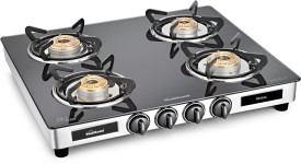Sunflame GT Regal SS Gas Cooktop (4 Burner)