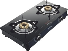 Preethi Smart 2B MSN Manual Gas Cooktop