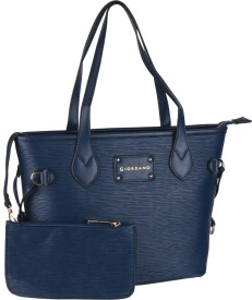 Giordano Hand-held Bag(Blue)