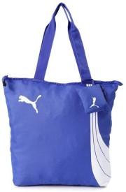 Puma Tote(White, Blue)