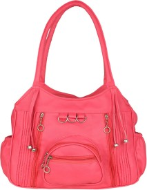OUTLOOK QUEENS Shoulder Bag(Pink)