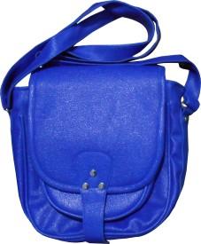 Stylon Shoulder Bag(Blue)