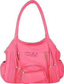 Fair Deals Hand-held Bag(Pink)