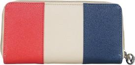 Osaiz Women Multicolor Artificial Leather Wallet(8 Card Slots)