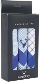 Allen Solly Mens Cotton Hanky Handkerchief