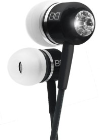 BassBuds Fashion Collection Rhythm In Ear Headset