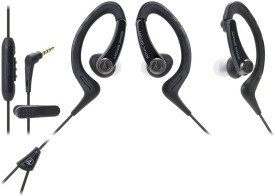 Audio-Technica Sonic Sport ATH-SPORT1iS In-Ear Headset