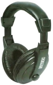 Intex Megablack Headset
