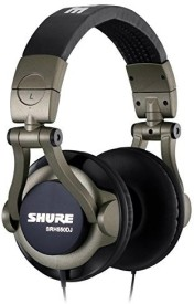 Shure SRH 550DJ Over the Ear Headphone