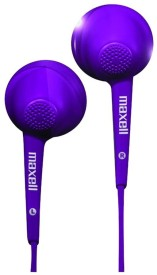 Maxell Jelleez In Ear Headphones