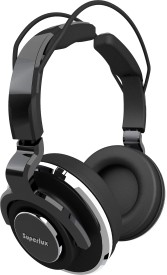 Superlux HD-631 Over Ear Wired Headphones