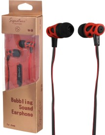 Signature VM-38 Bubbling Sound Headset
