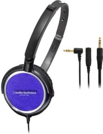 Audio-Technica ATH-FC700A Portable Headphones (With 40mm Neodymium Drivers)