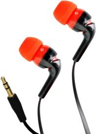 Astrum EB-153S BK Steel Earphone Wired Headphones
