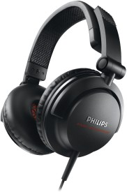 Philips SHL3300BK DJ Monitor Style Headphone