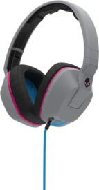 Skullcandy S6SCGY- 381 Crusher 2.0 Over the Ear Headset