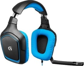 Logitech G430 Surround Sound Wired Headset