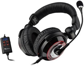 Natec Genesis HX77 NSG-0374 Wired Over Ear Headset
