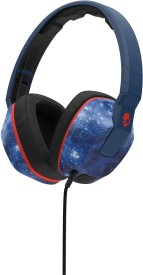 Skullcandy SGSCGY-131 Crusher Over-the-ear Headset