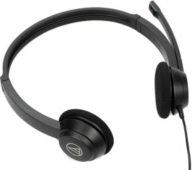 AudioTechnica ATH-330COM On-Ear Headphones