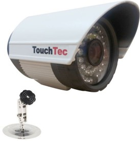 TouchTec TT-1612 Night Vision 800TVL 48 LED 12mm Lens Bullet IR Camera