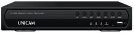 Unicam UC-1404X 4-Channel Dvr
