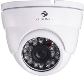 Zebronics ZEB-C24AP - I3 HD Dome CCTV Camera