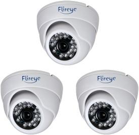 Flireye 720TVL (3 Dome) CCTV Cameras
