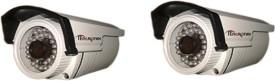 Tentronix SY-2B-IR13AHD 1.3 MP AHD Bullet CCTV Cameras (2 Pcs)