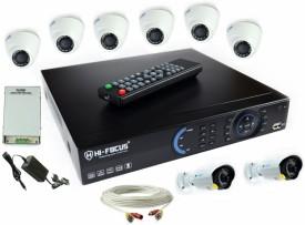 Hifocus HD-CVR-0801H1-8M CCTV Camera
