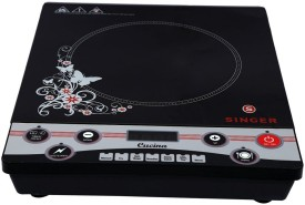 Singer Cucina (SIK7PBCBT) 2000W Induction Cooktop