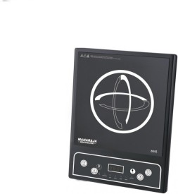 Maharaja Whiteline Zest IC-105 2000W Induction Cooktop