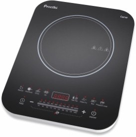 Preethi Curve IC-120 Induction Cooktop