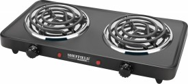 Sheffield Classic SH-2003 2500W Double Coil Induction Cooktop