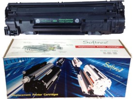 Softree 36A Black Toner Cartridge