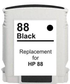 Dubaria 88XL / C9396AN Black Ink Cartridge