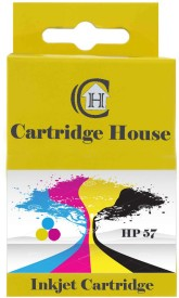 Cartridge House 57 MultiColor Ink Cartridge