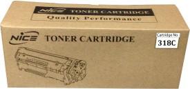 Nice 318 Cyan Toner Cartridge
