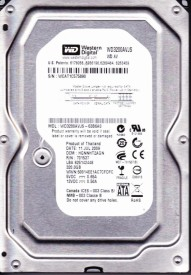 WD AV (WD3200AVJS) 320GB Internal Hard Disk