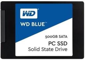 WD Blue (WDS500G1B0A) 500 GB Laptop Internal Hard Drive