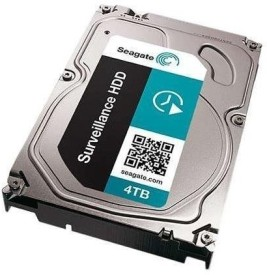 Seagate Surveillance (SV35) 4TB Desktop Internal Hard Drive