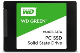 WD Green (WDS240G1G0A) 240GB Internal SSD