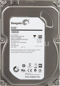 Seagate Barracuda SV-35 (ST1000VX000) 1TB Desktop Internal Hard Drive